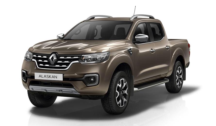 Modelli di autovettura: Nissan Frontier, Renault Alaskan