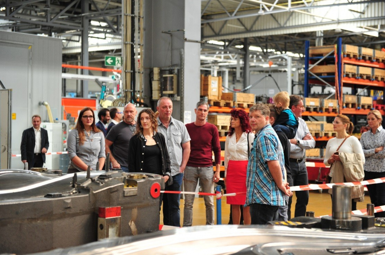 Safety Day e Family Day presso MA Automotive Deutschland GmbH - Treuen