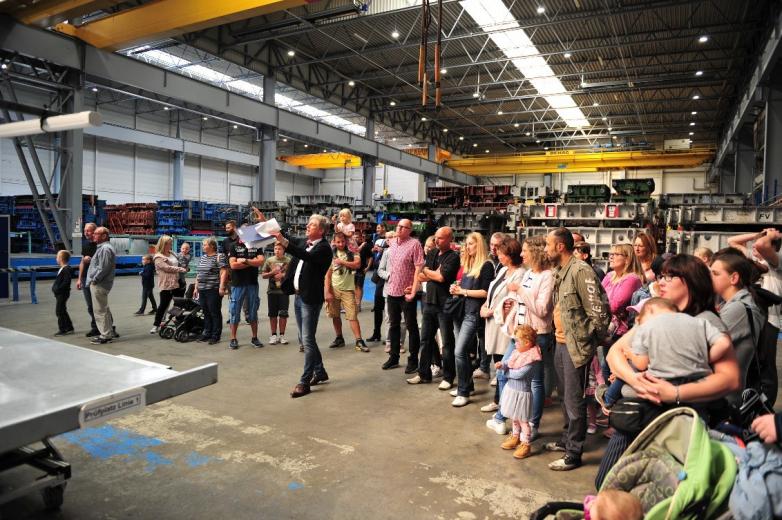 Safety Day e Family Day presso MA Automotive Deutschland GmbH - Treuen