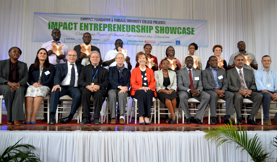 Impact Entrepreneurship Showcase
