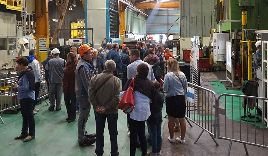 Open day a Tergnier