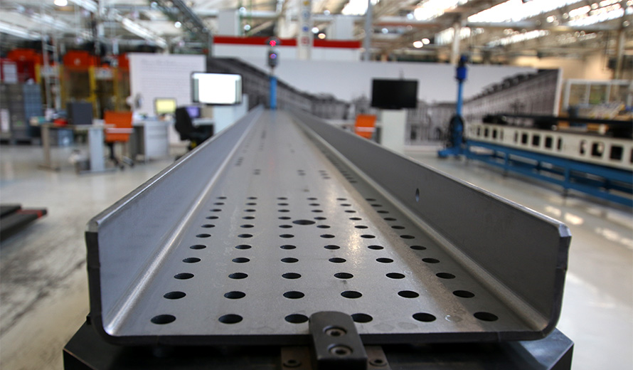 Stamping and Assembly lines at Chivasso facilities