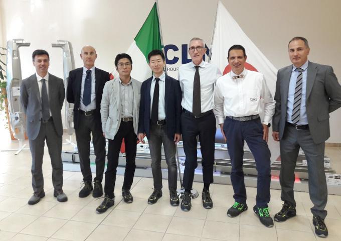 La R&S di Toyota in visita allo stabilimento MA di Atessa