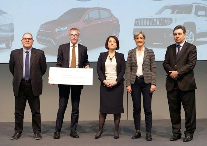 MA and MW awarded by FCA at Supplier Performance Awarding ceremony