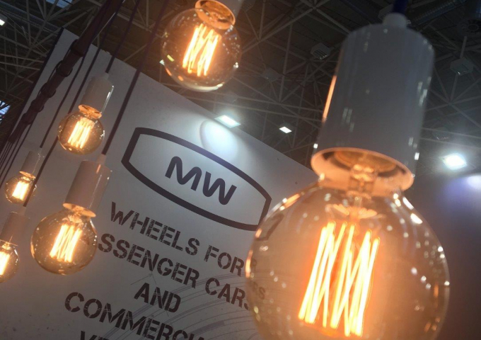 MW Steel Wheels at Autopromotec 2019