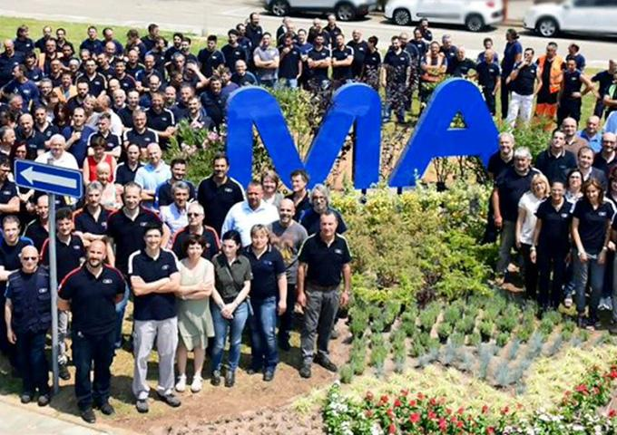 Chivasso MA plant celebrates the Safety Day