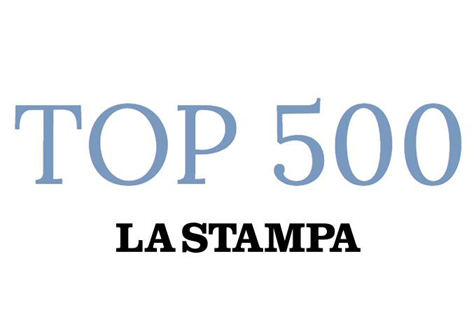 CLN is among the Top500 in Turin and its province